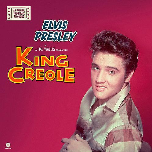 ELVIS PRESLEY LP King Creole