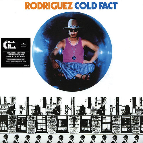 RODRIGUEZ LP Cold Fact (Remastered)