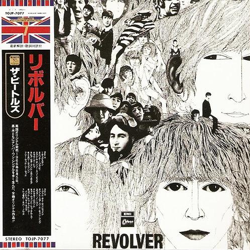 BEATLES CD Revolver (Japan Mini Lp Obi)