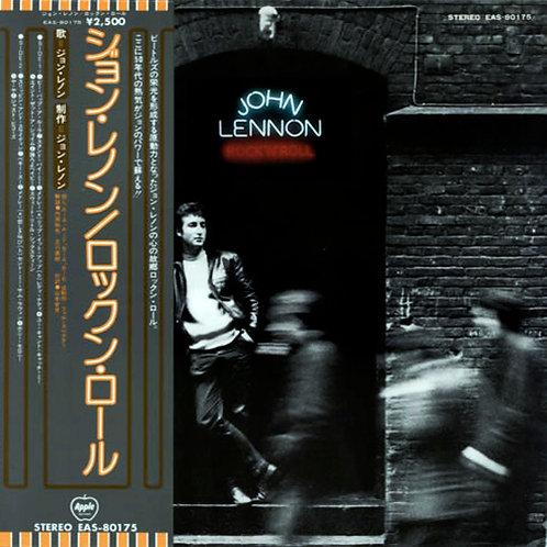 JOHN LENNON CD Rock 'N' Roll (Japan 1975 Vinyl Replica)