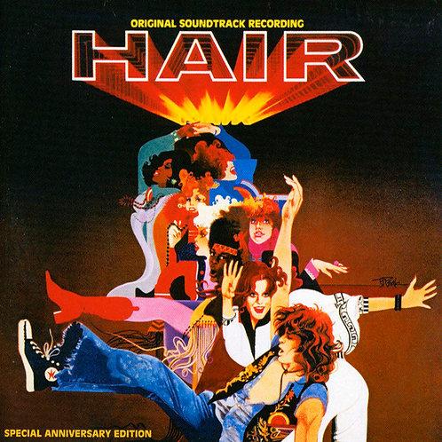GALT MACDERMOT CD Hair (Original Soundtrack Recording)