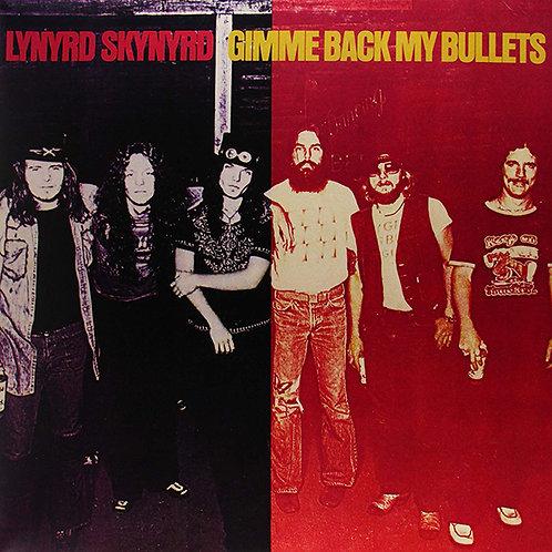 LYNYRD SKYNYRD LP Gimme Back My Bullets (180 Gram Audiophile Vinyl)
