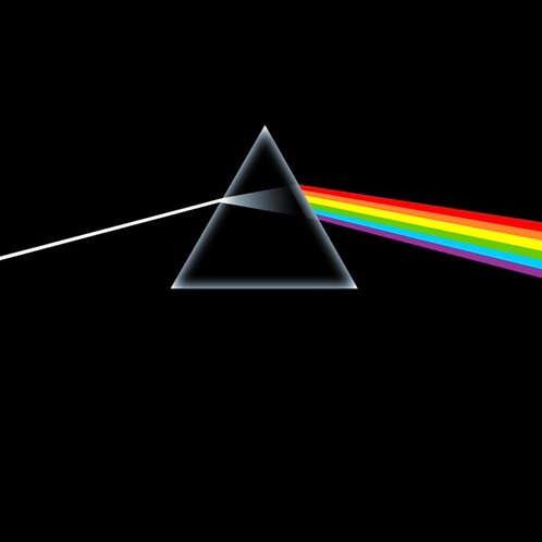 PINK FLOYD LP Dark Side Of The Moon (Green Coloured Gatefold Cover)