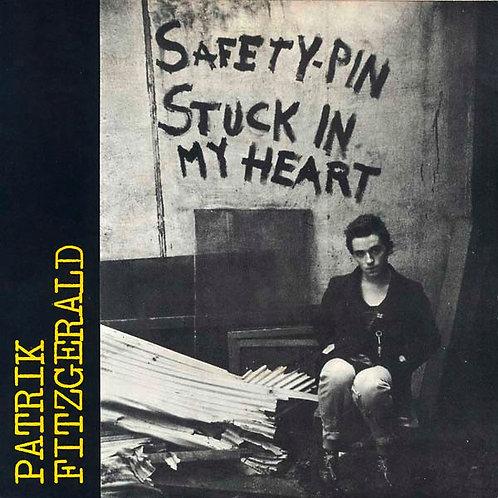 PATRIK FITZGERALD 2xLP Safety Pin Stuck In My Heart
