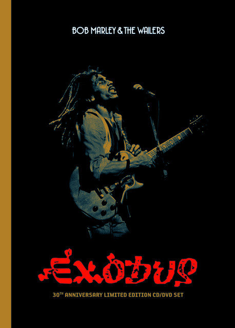 BOB MARLEY & THE WAILERS CD+DVD Exodus (30th Anniversary Limited Edition)
