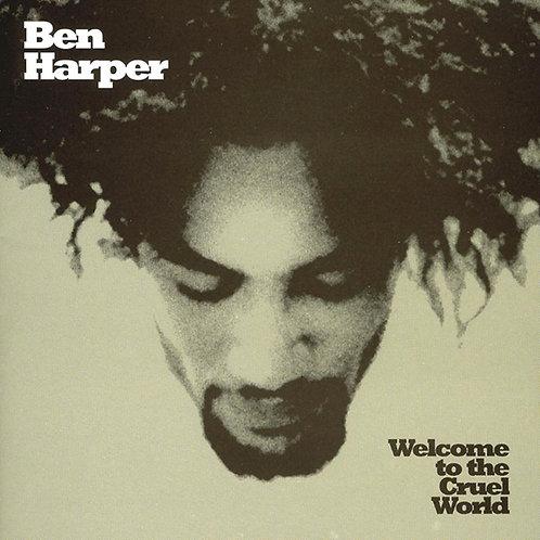BEN HARPER 2xLP Welcome To The Cruel World (25th Anniversary Edition)