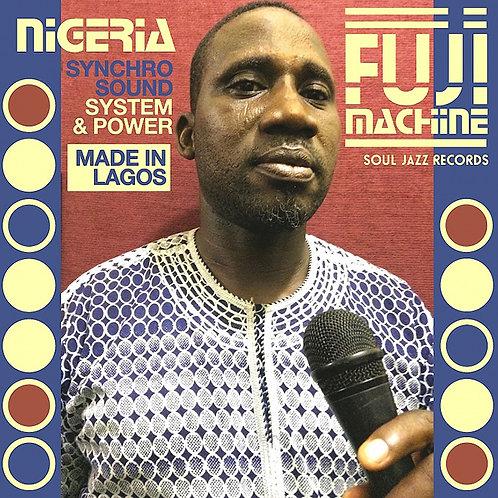 NIGERIA FUJI MACHINE LP Synchro Sound System & Power