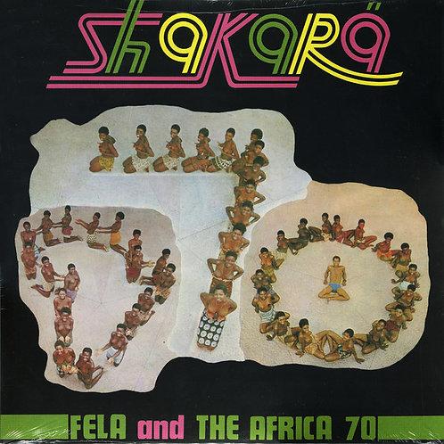 FELA KUTI & AFRICA 70 LP Shakara