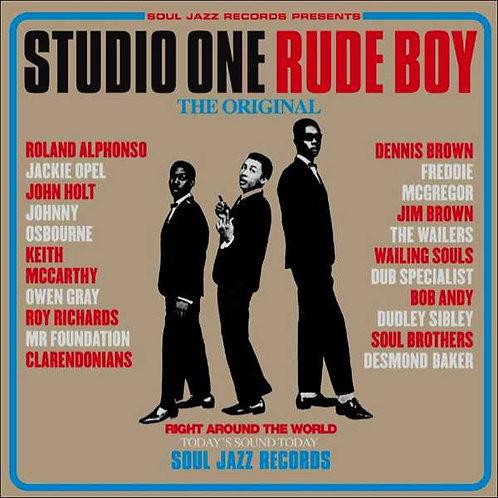 VARIOUS CD Studio One Rude Boy