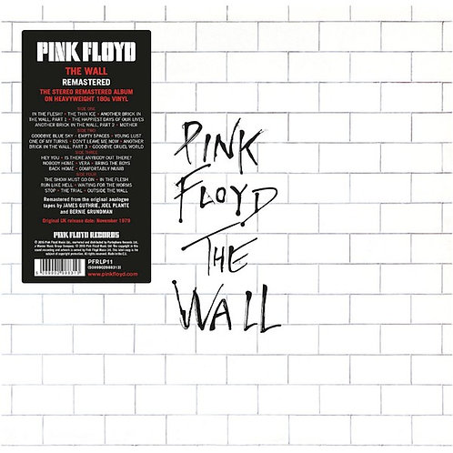PINK FLOYD 2XLP The Wall (Remastered)