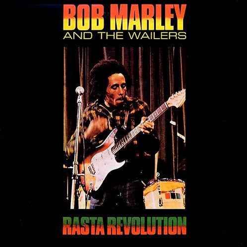 BOB MARLEY & THE WAILERS LP Rasta Revolution