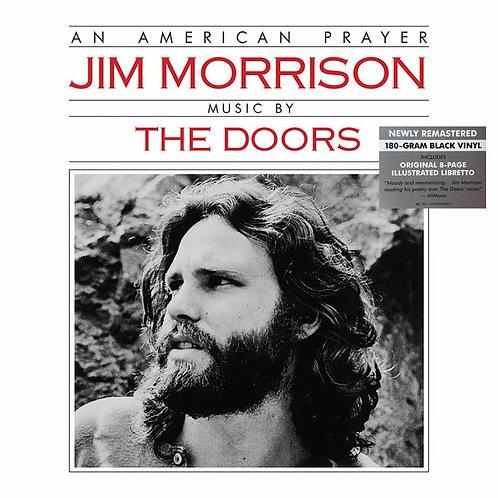 JIM MORRISON & THE DOORS LP An American Prayer - Music By The Doors