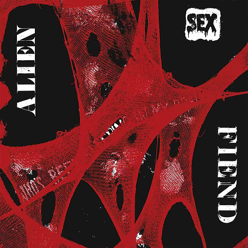 ALIEN SEX FIEND 2xLP Who's Been Sleeping In My Brain?