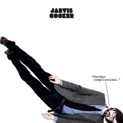 JARVIS COCKER 2xLP Further Complications