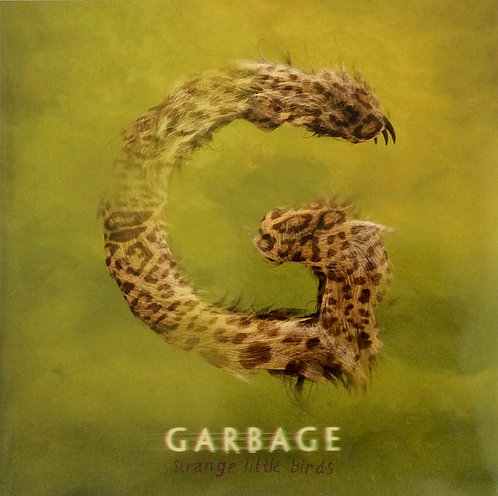 GARBAGE 2xLP Strange Little Birds