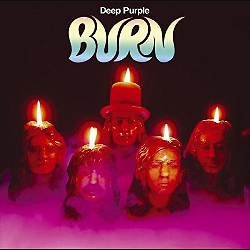 DEEP PURPLE LP Burn (180 Gram)