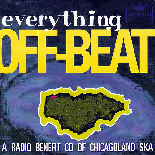 VARIOUS CD Everything Off Beat