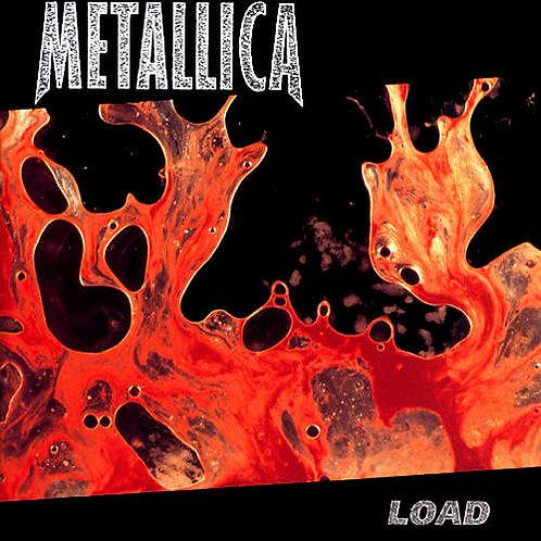 METALLICA CD Load