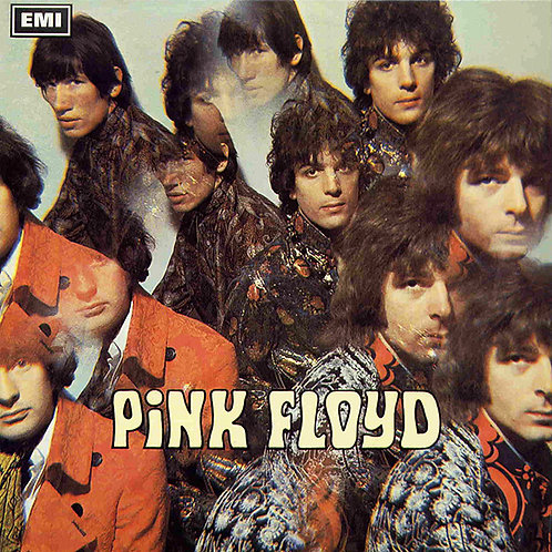 PINK FLOYD LP The Piper At The Gates Of Dawn (Gold Brown Coloured Vinyl)