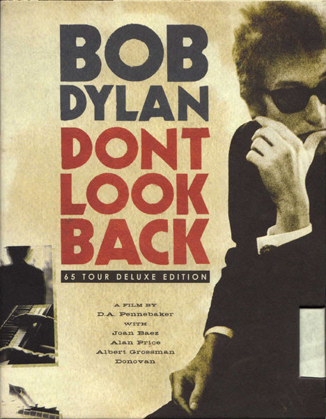 BOB DYLAN BOX SET 2xDVD Dont Look Back (65 Tour Deluxe Edition)
