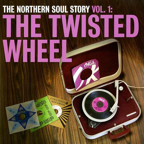 VARIOUS CD The Northern Soul Story Vol. 1: The Twisted Wheel