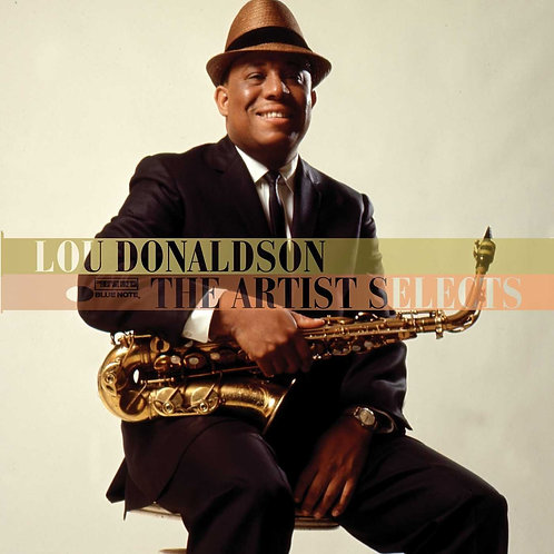 LOU DONALDSON CD The Artist Selects