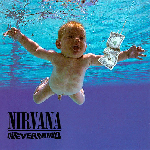NIRVANA LP Nevermind