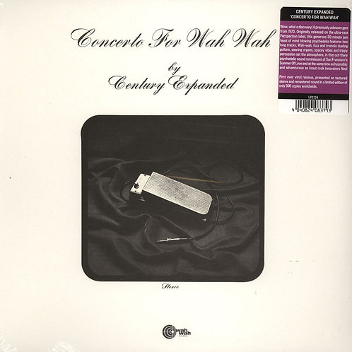 CENTURY EXPANDED ‎LP Concerto For Wah Wah