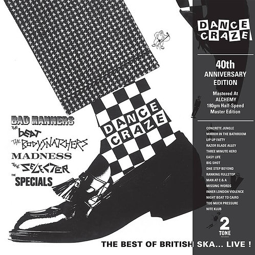 VARIOS LP Dance Craze (RSD Drops September)