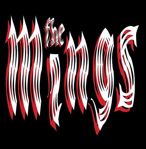 THE MINGS LP The Mings (Red Splatter Coloured Vinyl)
