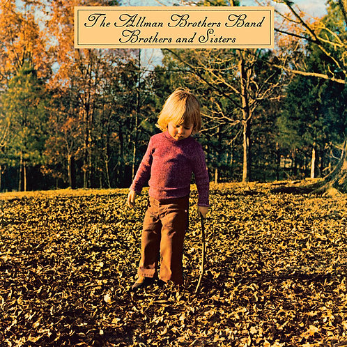 ALLMAN BROTHERS BAND LP Brothers And Sisters
