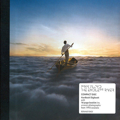 PINK FLOYD CD The Endless River (Hardback Digibook)