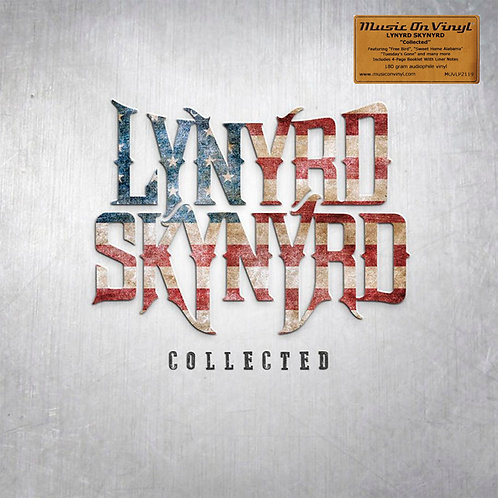 LYNYRD SKYNYRD 2xLP Collected (180 gram audiophile vinyl)