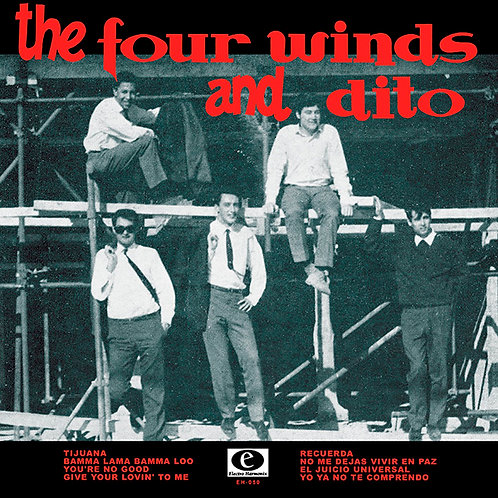 """FOUR WINDS AND DITO 10"""" The Four Winds And Dito"""