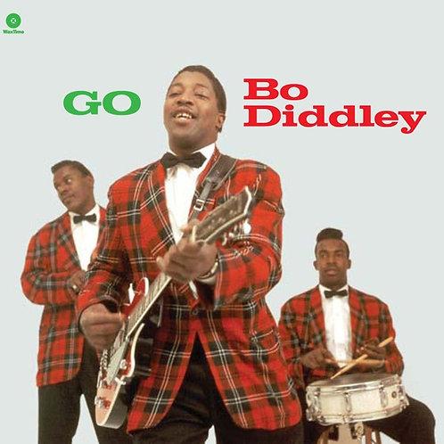 BO DIDDLEY LP Go Bo Diddley (With Bonus Tracks)