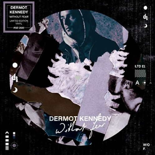 DERMOT KENNEDY LP Without Fear (Picture Disc) (RSD Drops September)