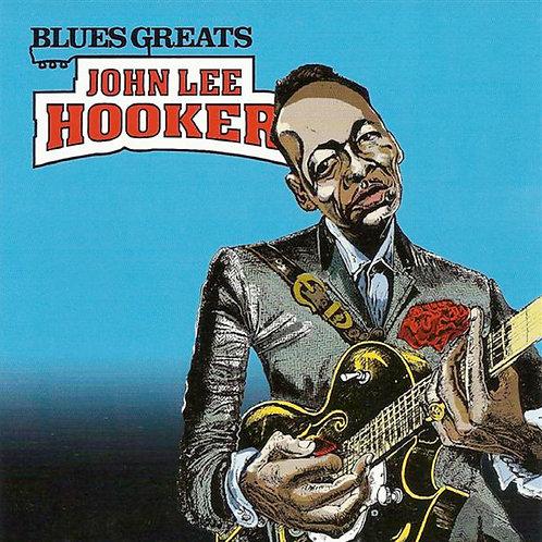 JOHN LEE HOOKER CD Blues Greats