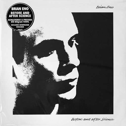 BRIAN ENO LP Before And After Science (Remastered)