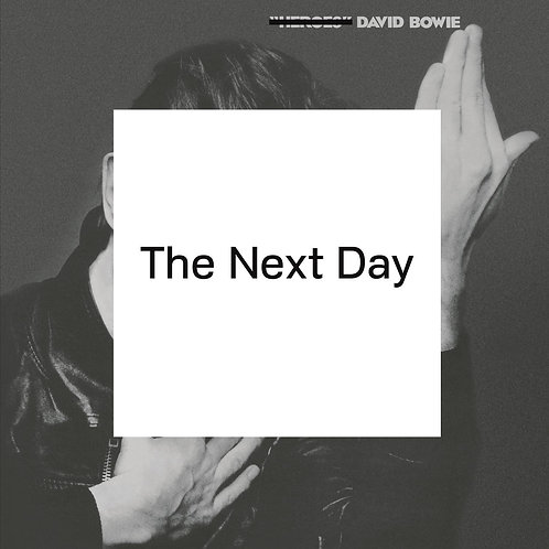 DAVID BOWIE 2xLP+CD The Next Day