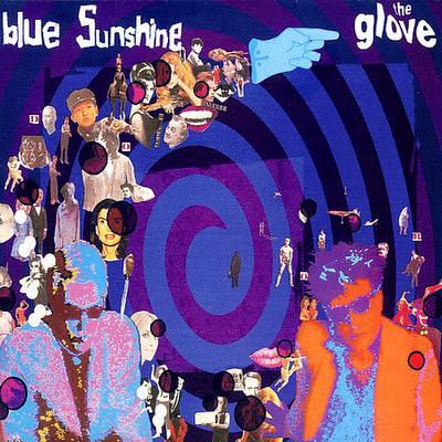THE GLOVE CD Blue Sunshine (Robert Smith)