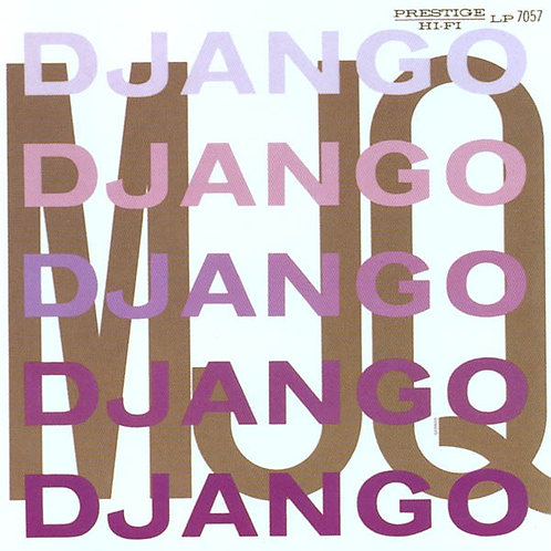 MODERN JAZZ QUARTET CD Django
