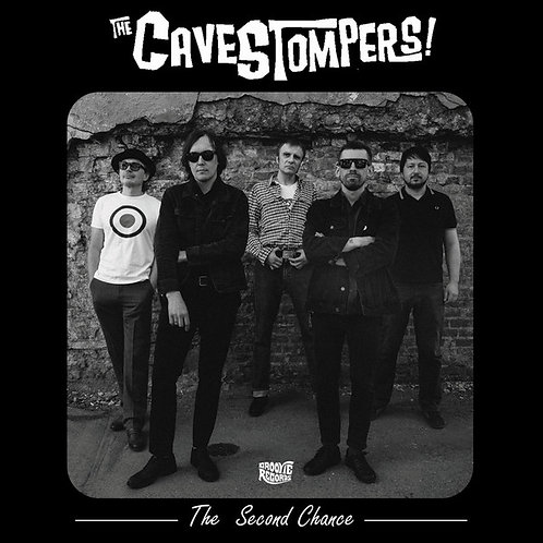 THE CAVESTOMPERS! LP The Second Chance
