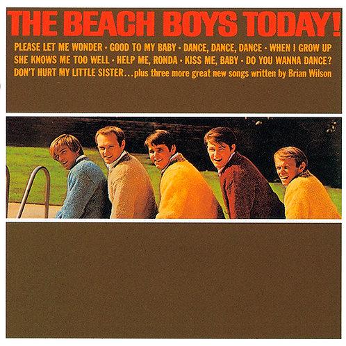THE BEACH BOYS CD The Beach Boys Today! (Mono & Stereo)