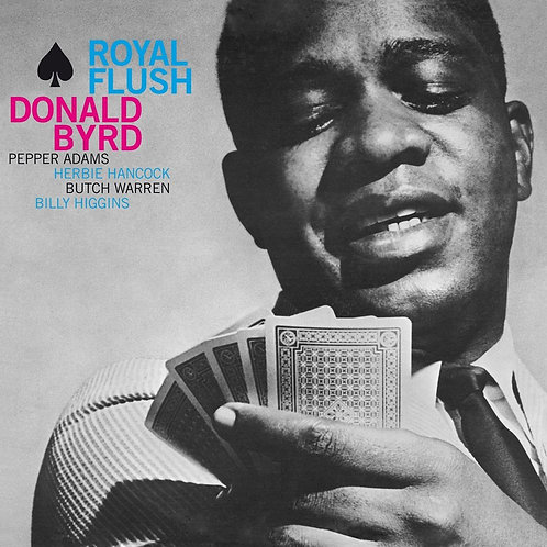 DONALD BYRD LP Royal Flush (180 gram)
