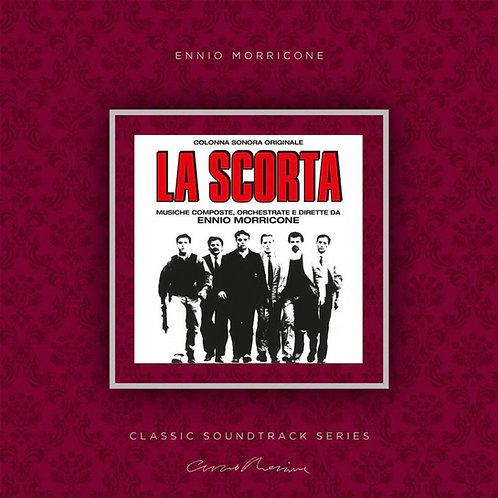 ENNIO MORRICONE LP La Scorta (Transparent 180 Gram Vinyl)
