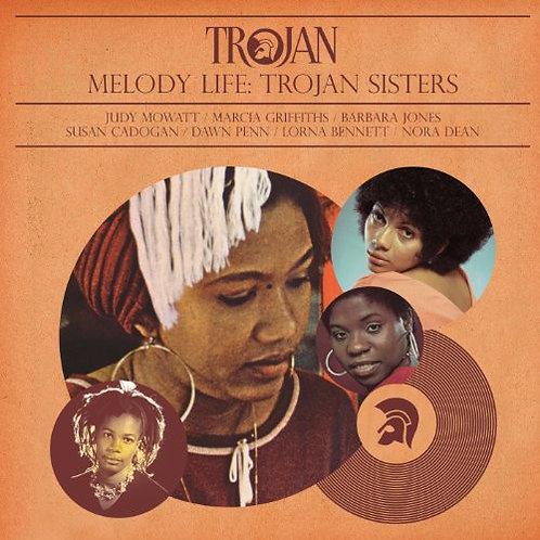 VARIOS 2xCD Melody Life: Trojan Sisters