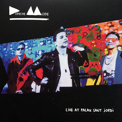 DEPECHE MODE 2xCD Live At Palau Sant Jordi Barcelona 2014