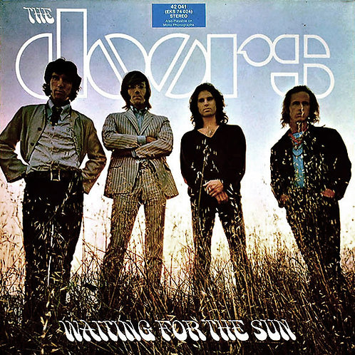 THE DOORS LP Waiting For The Sun (180 Gram)