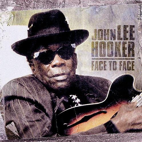 JOHN LEE HOOKER CD Face To Face