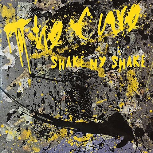 THE CURE LP Shake NY Shake (Live 2008 Tour)